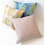 architecture cushion trio