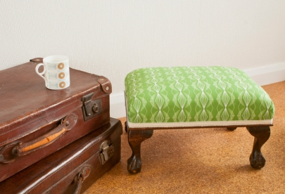 Imperial Diamond Footstool - - Image by Brian Law
