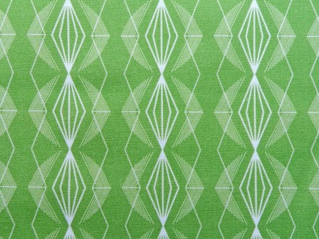 A Perrin Imperial Green Fabric
