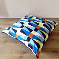 90 x 90 cm Floor Cushion (with luxurious feather inner cushion)