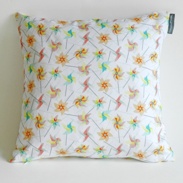 Windmills Cushion FB