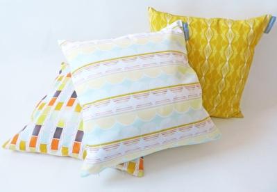 Promenade Cushions