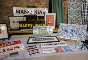 Bold mosaics by Manchester Mosaics