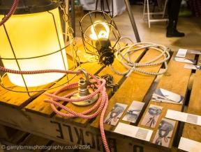 Innovative industrial lighting by Greymoose Designs