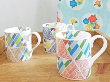 Teacups in Echo Stripe