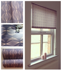 Bespoke Blinds Imperial Diamond - Custom Colourway