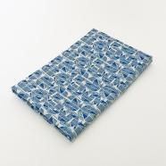Azulejo Tea Towel folded
