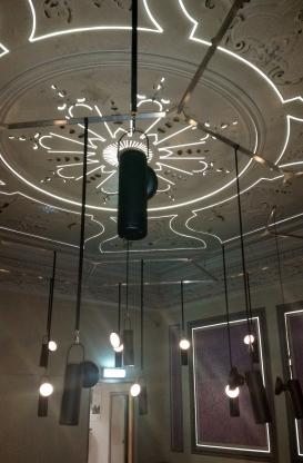David Irwin's Light Installation