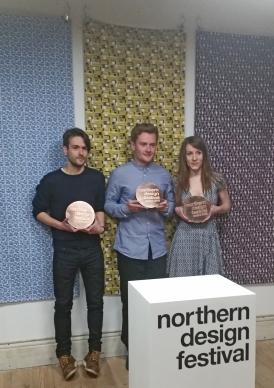 New Designer Award winners: Novocastrian, Jake Barker & Terrarium
