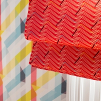 Prism Fabric | Glasshouse Wallpaper - Image by Holly Booth