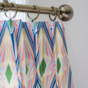 Canopy Curtain - Image by Holly Booth