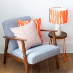 Geometric Triangles Cushion | Alto Cushion - Image by Holly Booth