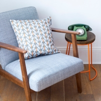 Sundial Cushion - Image by Holly Booth